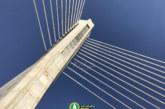 پل کابلی شیراز، بزرگترین پل کابلی کشور افتتاح شد