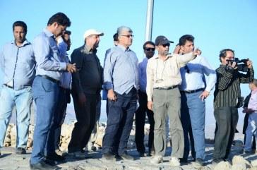 افتتاح فاز نخست پارک بزرگ کوهستانی دراک در شیراز در عید فطر+ویدئو