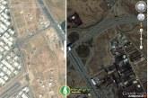 تصاویر ماهواره ای : شیراز در گذر زمان