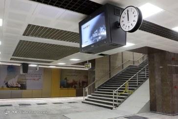ویدئو : تکمیل خط یک مترو شیراز بزودی