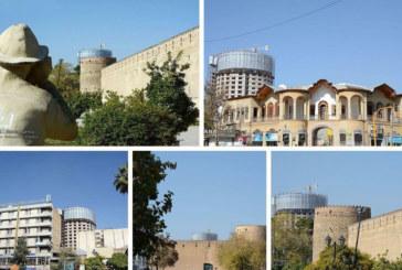 شهر یزد ثبت جهانی شد، هتل آسمان را ثبت جهانی کنید!