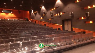 مجموعه مدرن سینمایی هنر شهر آفتاب شیراز به زودی گشایش می یابد