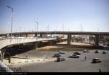 گزارش تصویری : افتتاح پل طبقاتی معلم
