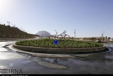 گزارش تصویری : افتتاح مسیر پیاده روی و سلامت بوستان وحدت
