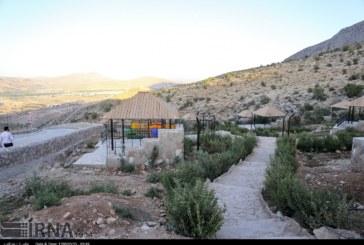 گزارش تصویری : افتتاح فاز اول بوستان کوهستانی دراک