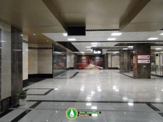 گزارش تصویری : ایستگاه مترو ولیعصر