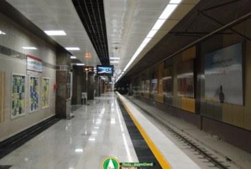 ویدئو : آشنایی با ایستگاه های افتتاح شده خط یک مترو شیراز
