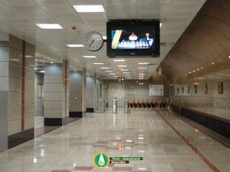 گزارش تصویری : ایستگاه مترو فضیلت