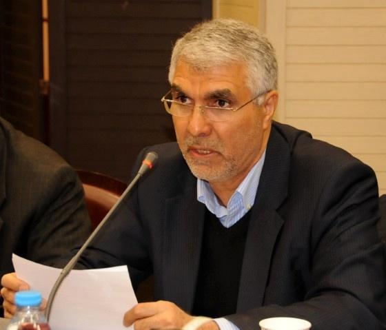 اخراج معاون بانک کشاورزی از جلسه توسط استاندار فارس