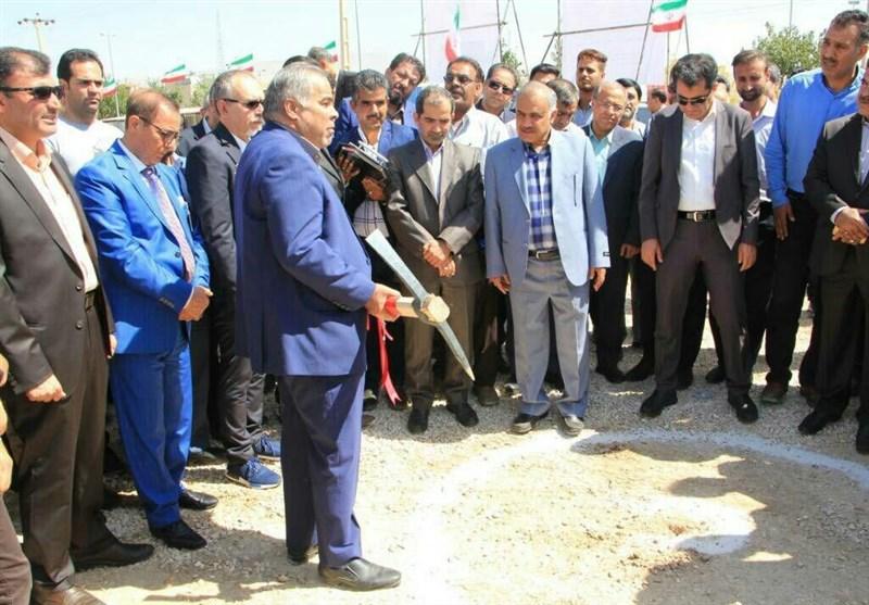 ساخت بزرگترین پارک آبی جنوب کشور در شیراز آغاز شد + ویدیو