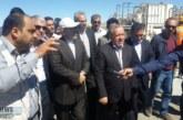 بازدید وزیر راه از آزاد راه شیراز – اصفهان