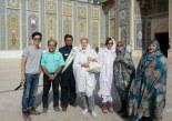 جهانگرد تایوانی در کوار: فرهنگ ایران بسیار غنی است