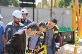 اجرای پروژه مشترک طرح انتقال توان در قطار شهری شیراز