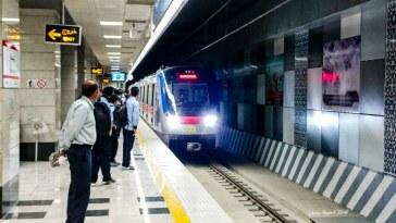 یک پارچه شدن خط یک مترو تا ۳ ماه آینده