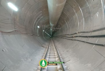 فاز ۱ خط ۲ مترو شیراز ۳ سال دیگر به بهره برداری می رسد
