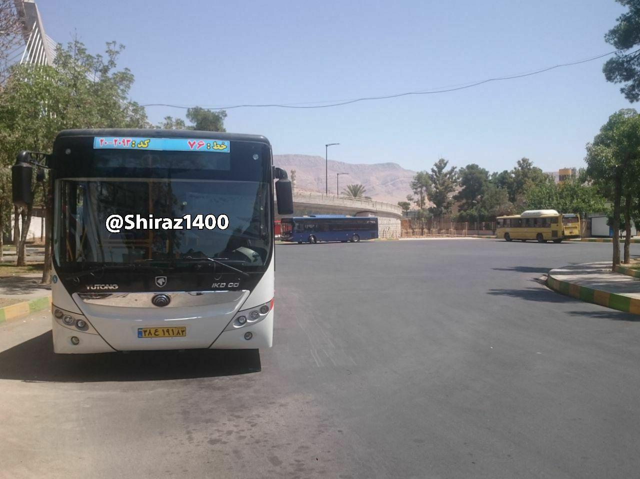 افزایش ۱۵ درصدی نرخ کرایه تاکسی و اتوبوس در شیراز