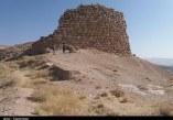 قصری میراثی که در شیراز به ویرانه تبدیل شده است