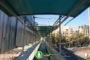 گزارش تصویری:وضعیت نامناسب پل های عابر پیاده شیراز