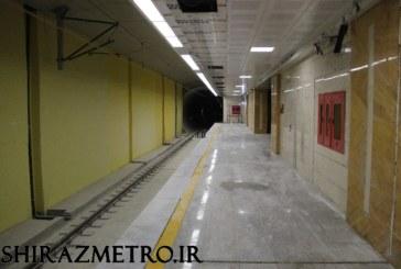 گزارش تصویری:ایستگاه مترو جانبازان