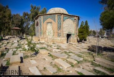 گزارش تصویری : آرامستان دارالسلام شیراز
