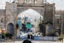 دروازه قرآن به طور کاملا اصولی در حال مرمت است