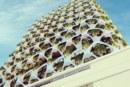 ویدئو : نمای سبز برجهای دوقلوی مسکونی آفرینش شیراز