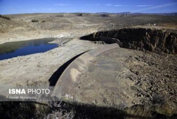 ۷۰ درصد حجم مخازن سدهای فارس خالی است