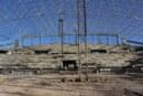 گزارش تصویری : ورزشگاه شش هزار نفری شیراز