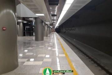 گزارش تصویری : ایستگاه مترو فرصت شیرازی