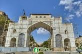 داربست های ماندگار دروازه قرآن