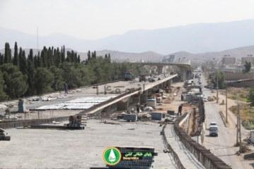 گزارش تصویری : مجموعه پلهای طبقاتی گلشن