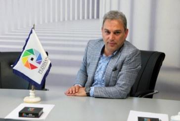 """""""تندیس ویژه"""" و """" اعتبارنامه بنیاد اروپایی مدیریت EFMD به """"پژمان ضیائیان"""" اعطا شد"""