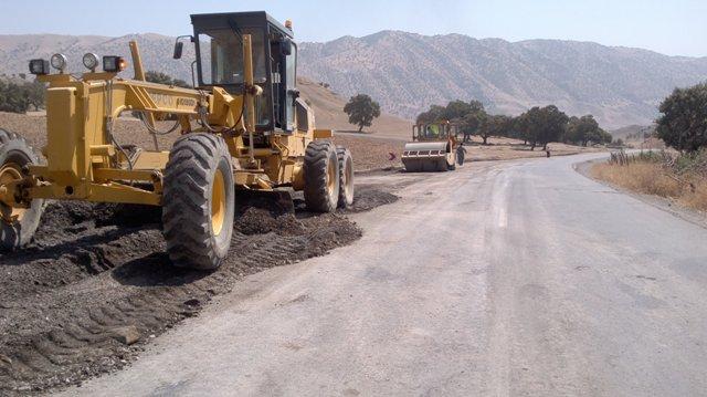 پیشرفت ۷۲ درصدی ساخت بزرگراه دشت ارژن – ابوالحیات