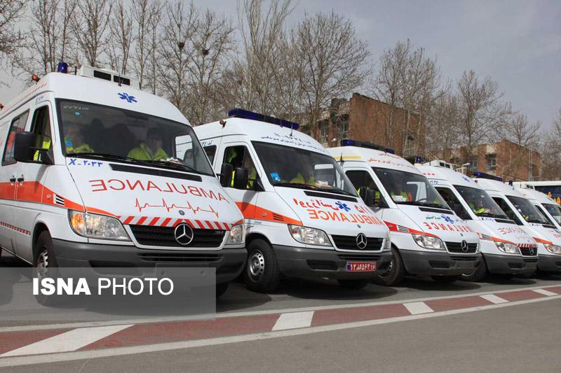 ورود ۲۲ دستگاه آمبولانس پیشرفته به ناوگان اورژانس فارس + ویدئو