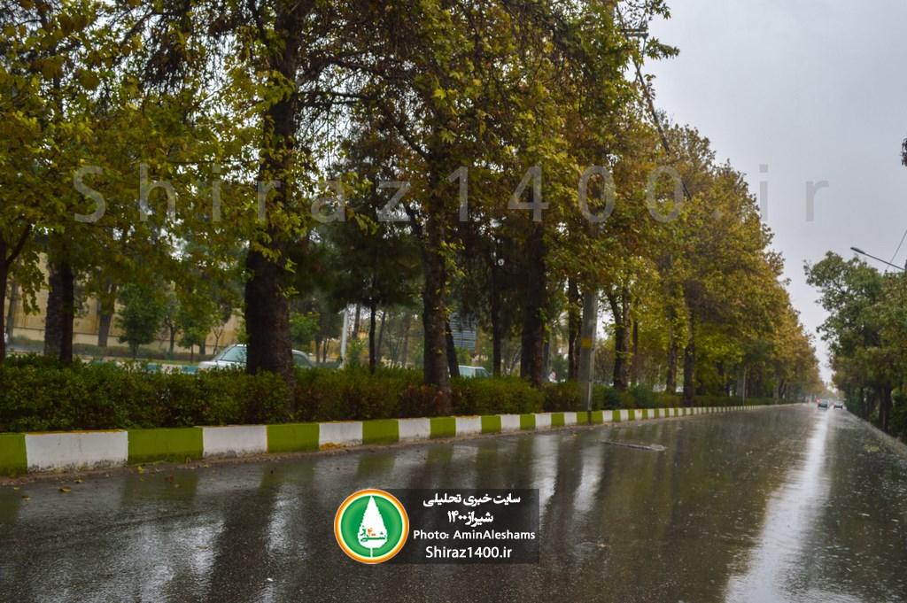 کاهش ۶۶ درصدی بارشها در فارس