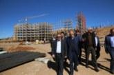 تکمیل بیمارستان پیوند اعضای شیراز ۶ هزار شغل ایجاد می کند