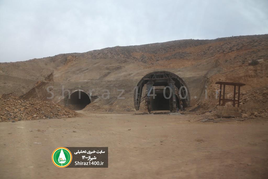 بیشترین تعداد پروژه حوزه راه در فارس قرار دارد