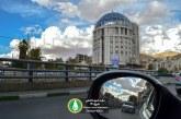 گره کور تقابل مجتمع های تجاری و ترافیک شیراز
