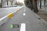 گزارش تصویری : ایجاد مسیر دوچرخه سواری از نمازی تا عفیف آباد