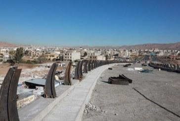 اجرای پروژه های بزرگ شهری شیراز توسط سازمان عمران شهرداری شیراز