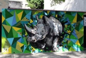 نقاشی، هنری که چهره شهر را زیباتر می کند