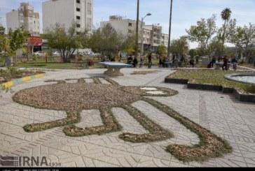 گزارش تصویری : جشنواره برگهای پاییزی در بوستان انقلاب شیراز