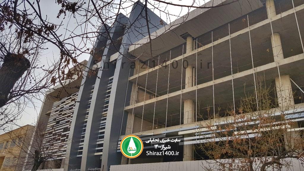 گزارش تصویری : پارکینگ طبقاتی مکتبی، بهمن ۹۷