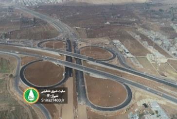 گزارش تصویری : تقاطع شبدری جوادیه / دی ۹۷