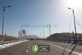 گزارش تصویری : آماده سازی پل شبدری جوادیه برای افتتاح