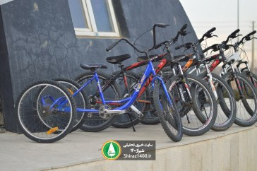 نخستین پیست حرفهای دوچرخه کشور در شیراز احداث میشود
