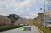 اجرای بیش از ۱۰۰ هکتار فضای سبز جدید تا پایان سال در ارتفاعات شهر