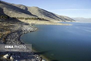 ذخیره هزار و ۳۰ میلیون متر مکعب آب در سدهای فارس