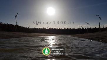 گزارش تصویری : بوستان مادر، طرحی که میتواند جنوب شیراز را متحول کند