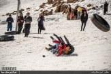 ورزشهای زمستانی ۳۰ نفر را راهی بیمارستان کرد